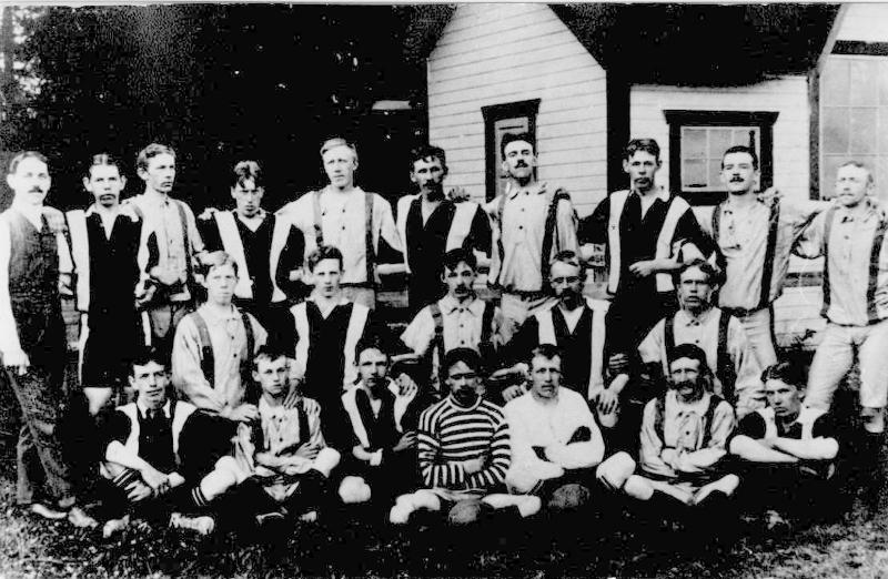 Forshaga IF 1911 (Svarta tröjor)