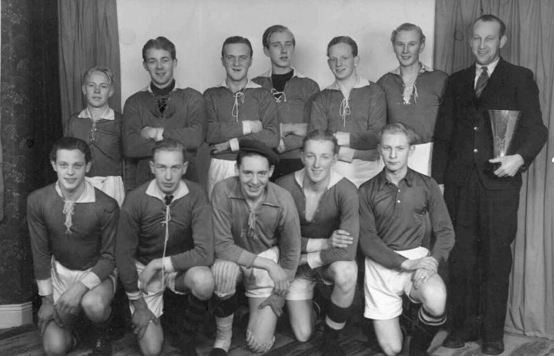 Juniormästare DM 1941