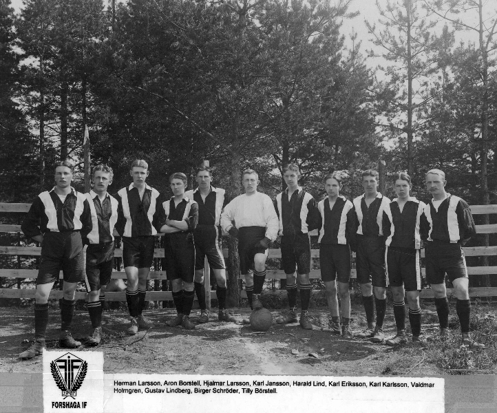 Forshaga IF A-Laget 1910
