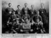 Forshagas första fotbollslag från 1907.
