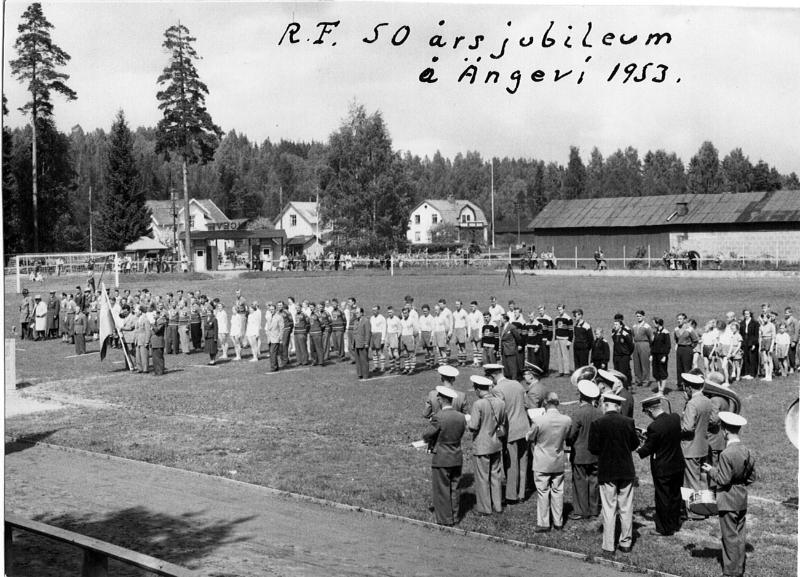 50-års Jubileum Ängevi.