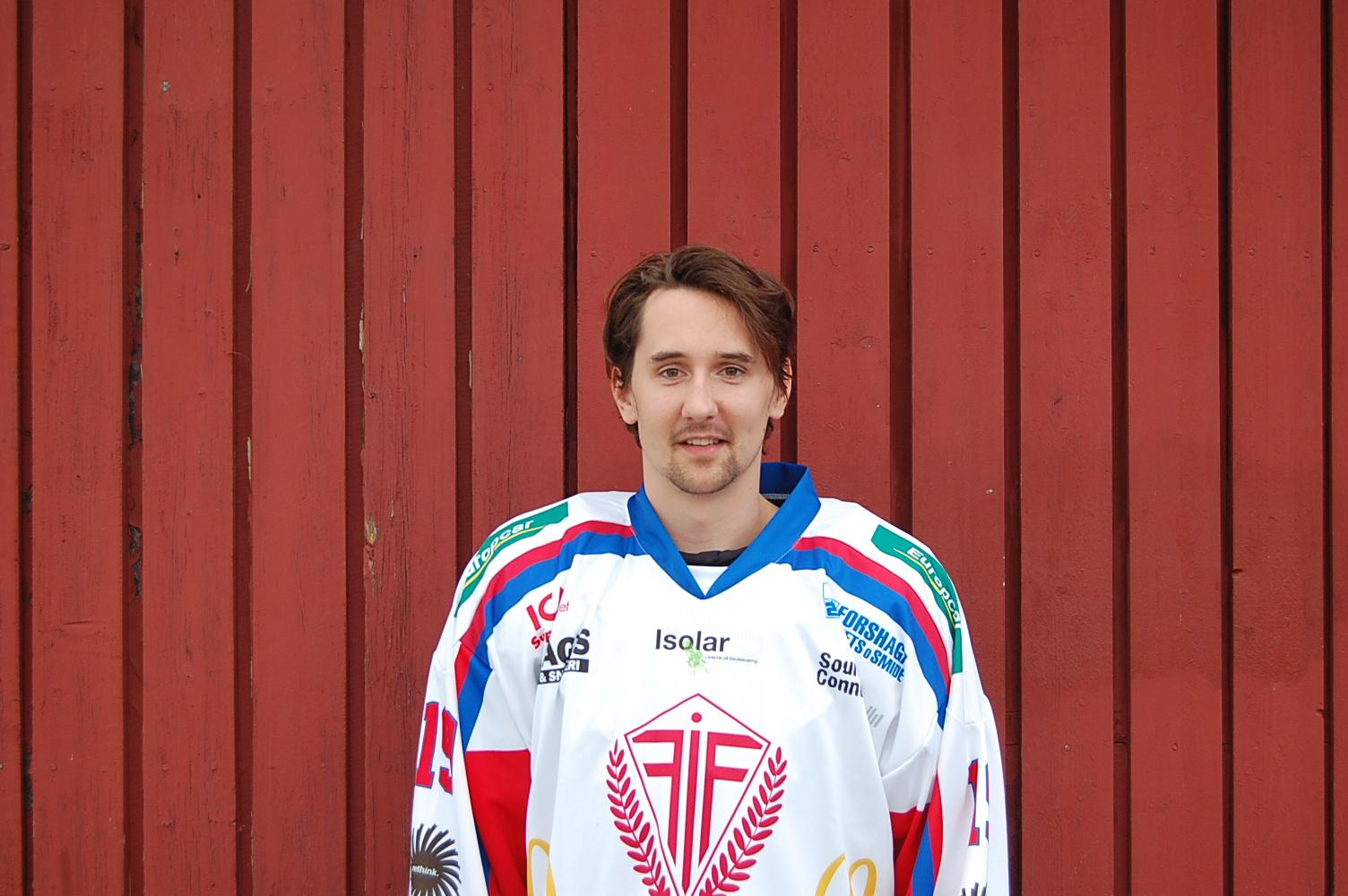 19 Erik Fridlund