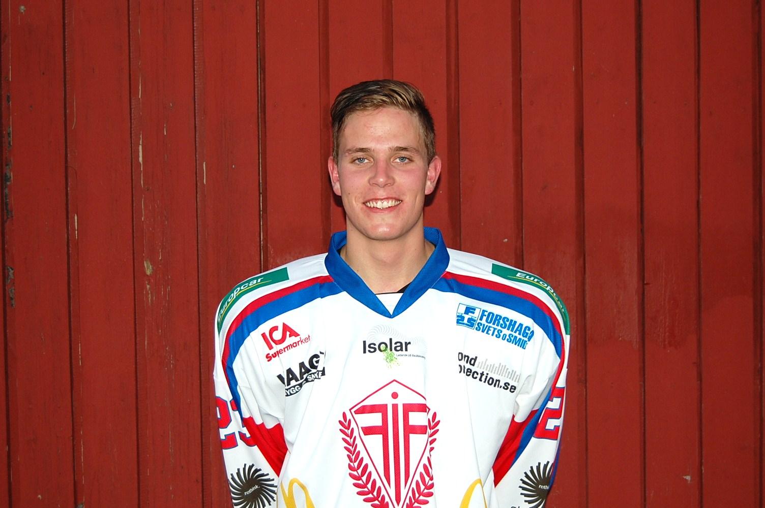 23 Andreas Sefton