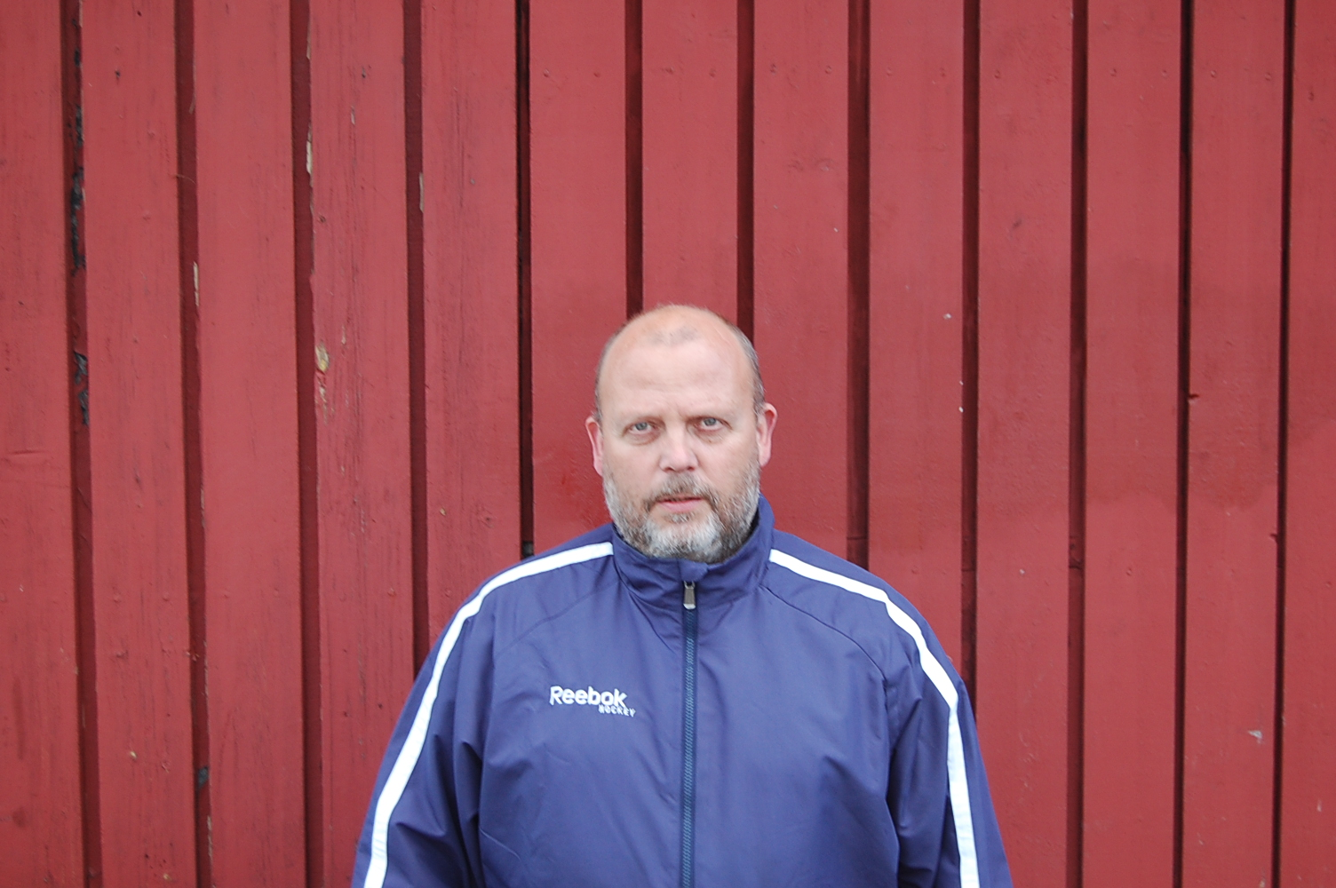 Tränare Janne Eriksson