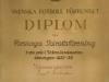 Diplom 1937